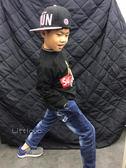 【現貨】正韓製 韓國中小童 男童supreme辛普森長袖上衣 T-shirt