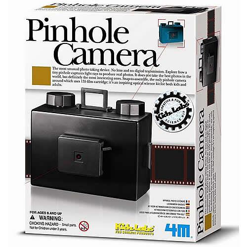 【4M】科學探索系列 - 小小攝影師 Pin Hole Camera 00-03249