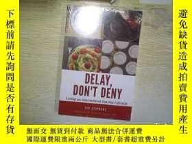 二手書博民逛書店DELAY罕見DONT DENY (未拆封) ..、Y20300