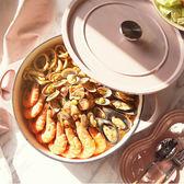 鮮食優多・superare•28cm鑄鐵圓鍋