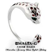 探索 Leopard 銀  鈦金戒  MASSA-G DECO系列