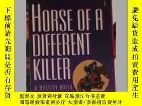 二手書博民逛書店英文原版罕見Horse of a Different Kille