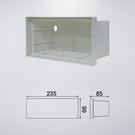 工程塑膠預埋盒