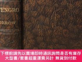 二手書博民逛書店LAVENGRO罕見BY GEORGE BORROW 精裝版書頂刷粉 ODHAMS 出版 19x13.2cmY