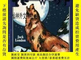 二手書博民逛書店【罕見】1991年出版 Call Of The Wild (il