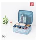 ins網紅化妝包小號便攜韓國簡約大容量多功能收納袋少女洗漱品盒【八折搶購】