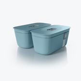Vacuvita 真空保鮮盒「小」2入