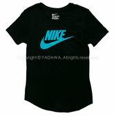 Nike NIKE TEE-TB ICON FUTURA  短袖上衣 718604011 女 健身 透氣  舒適 復古 運動 休閒 新款 流行 經典