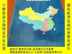 二手書博民逛書店CHINA罕見PROVINCIAL GEOGRAPHY 中國分省
