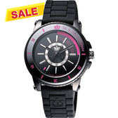 Juicy Couture 美麗俏佳人甜心腕錶-黑 J1900785