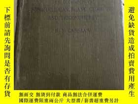 二手書博民逛書店THE罕見ELEMENTS OF NON-EUCLIDEAN PLANE GEOMETRY AND TRIGONO