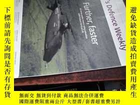 二手書博民逛書店Jane´s罕見DEFENCE WEEKLY --簡氏防務周刊,13 FEB 2019.VOL 56.ISSUE