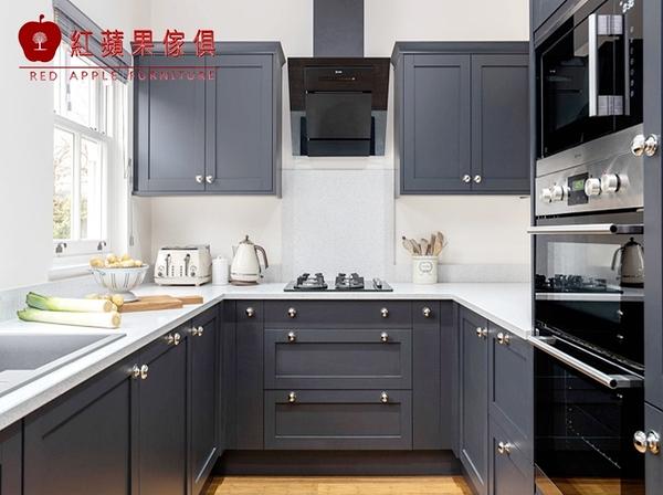 [紅蘋果傢俱] LC-14 全屋訂製 櫥櫃 系統櫃 大裡石櫥櫃 廚具 客制化產品