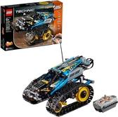 LEGO 樂高 技術遙控特技賽車手42095 (324件)