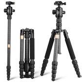 新春大吉 專業便攜三角架單反微單相機攝影旅行碳纖維三腳架