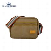 【COLORSMITH】MO.方形側背包.MO1126-A-OV