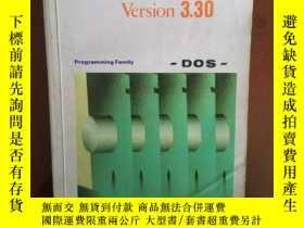 二手書博民逛書店Disk罕見Operating System Version 3