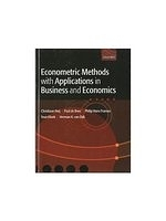 二手書博民逛書店《Econometric Methods With Applications in Business and Economics》 R2Y ISBN:0199268010