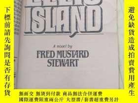 二手書博民逛書店ELLIS罕見ISLAND【以圖為準無封皮】A1606Y8620 Fred Mustard Stewart