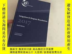 二手書博民逛書店Litigation罕見Dispute Resolution(2