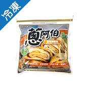 蔥阿伯香蔥蛋餅皮600G/包【愛買冷凍】