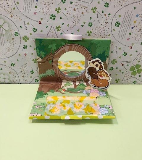 【震撼精品百貨】Chip N Dale_奇奇蒂蒂松鼠~迪士尼 DISNEY吸油面紙附鏡-松鼠#61175
