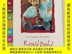 二手書博民逛書店罗尔德.达尔罕見Roald DahlY422974 Alan Marks Oxford 出版1997