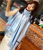 圍巾 女冬季韓版百搭仿羊絨披肩