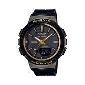 【go錶趣】Baby-G BGS-100GS-1A(BGS-100GS-1ADR)  CASIO 卡西歐 Step Tracker系列 計步 防水 女錶