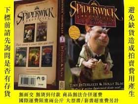二手書博民逛書店Spider罕見wick Chronicles The field guide 蜘蛛芯編年史田野指南Y2003