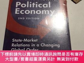 二手書博民逛書店international罕見political economy(global order)Y237539 R