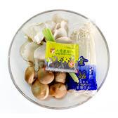 【陽光農業】三彩菇(鮮香菇、秀珍菇、金針菇)(約300g/盒)