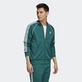 X-adidas SST TRACK JACKET 綠 愛迪達 休閒運動外套 男款 EJ9683