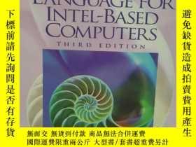二手書博民逛書店ASSEMBLY罕見LANGUAGE FOR INTEL BASED COMPUTERS THIRD EDITIO