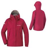 [好也戶外]mont-bell RAIN HIKER 女款防水透氣一套(衣褲各一)/紅色 No.1128601/OPERA