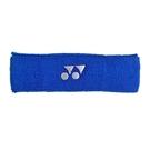 Yonex Head Band [AC258TR-066] 頭帶 運動 吸汗 慢跑 打球 登山 戶外 訓練 毛巾材質 藍