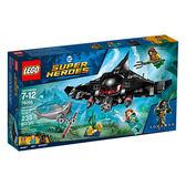 樂高積木 LEGO 2018《 LT76095 》SUPER HEROES 超級英雄系列 - Aquaman: Black Manta Strike