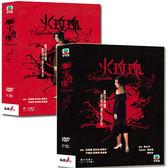 港劇 - 火玫瑰DVD (全40集/10片/二盒裝) 溫兆倫/溫碧霞