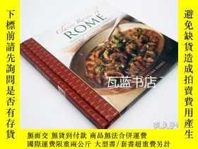 二手書博民逛書店羅馬經典食譜Classic罕見Recipes of Rome正宗