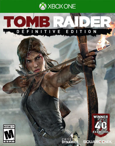 X1 Tomb Raider: Definitive Edition 古墓奇兵 決定版(美版代購)