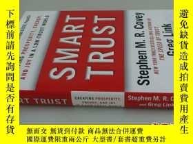 二手書博民逛書店SMART罕見TRUST CREATING PROSPERITY