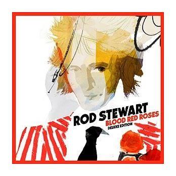 洛史都華 鮮紅玫瑰 豪華版 CD Rod Stewart Blood Red Roses 免運 (購潮8)
