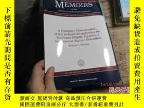 二手書博民逛書店a罕見complete classification of th