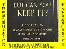 二手書博民逛書店You罕見Can Make It, But Can You Ke