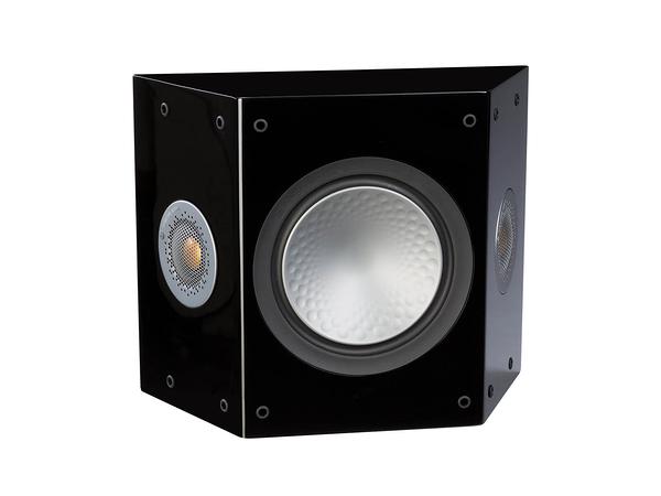 新竹音響專賣店 英國Monitor Audio 名展音響 銀Silver FX 環繞喇叭 鋼烤版 名展音響