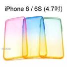 漸層雙料保護殼 iPhone 6 / 6S (4.7吋)