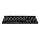 DUCKY Ducky Zero 3108 108鍵PBT機械式鍵盤/黑色側刻/紅軸中文無光