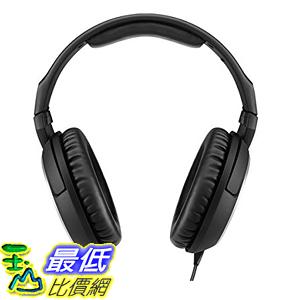 [美國直購] Sennheiser HD 461G (HD 461 Android專用) 耳罩式 耳機 麥克風 Headset with Inline Mic and 3 Button Control