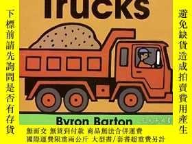 二手書博民逛書店Trucks.罕見Lap EditionY255562 Byron Barton Harperfestival