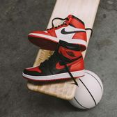 Nike Air Jordan 1 Retro High OG NRG Homage 黑 紅 白 男鞋 喬丹1代【PUMP306】 861428-061